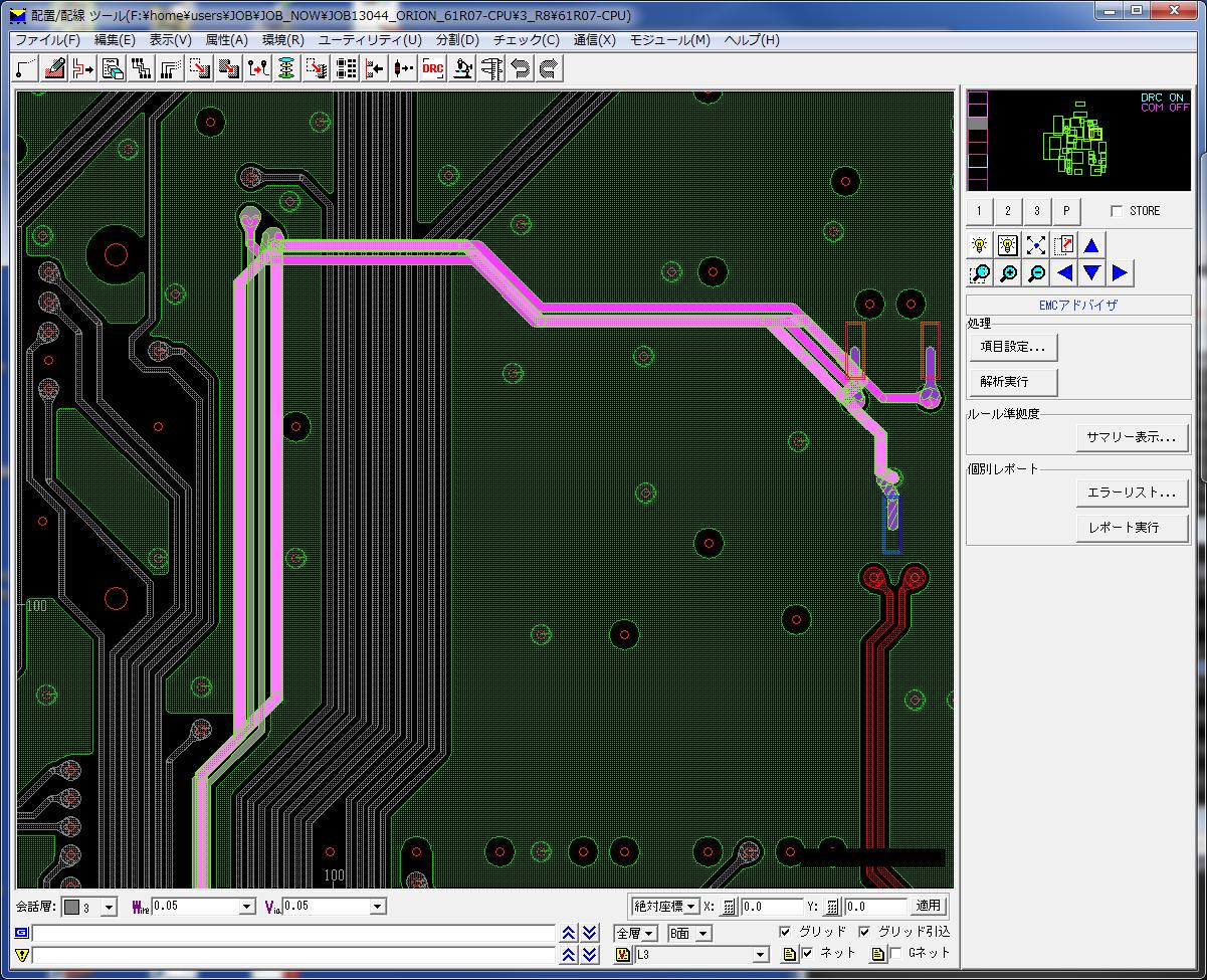 マイコン+モータ駆動の回路にはリターン経路が必須~日々の設計から