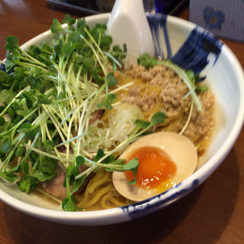 ラーメン春友流の新メニュー「汁味卵麺」はくせになるスープが絶品
