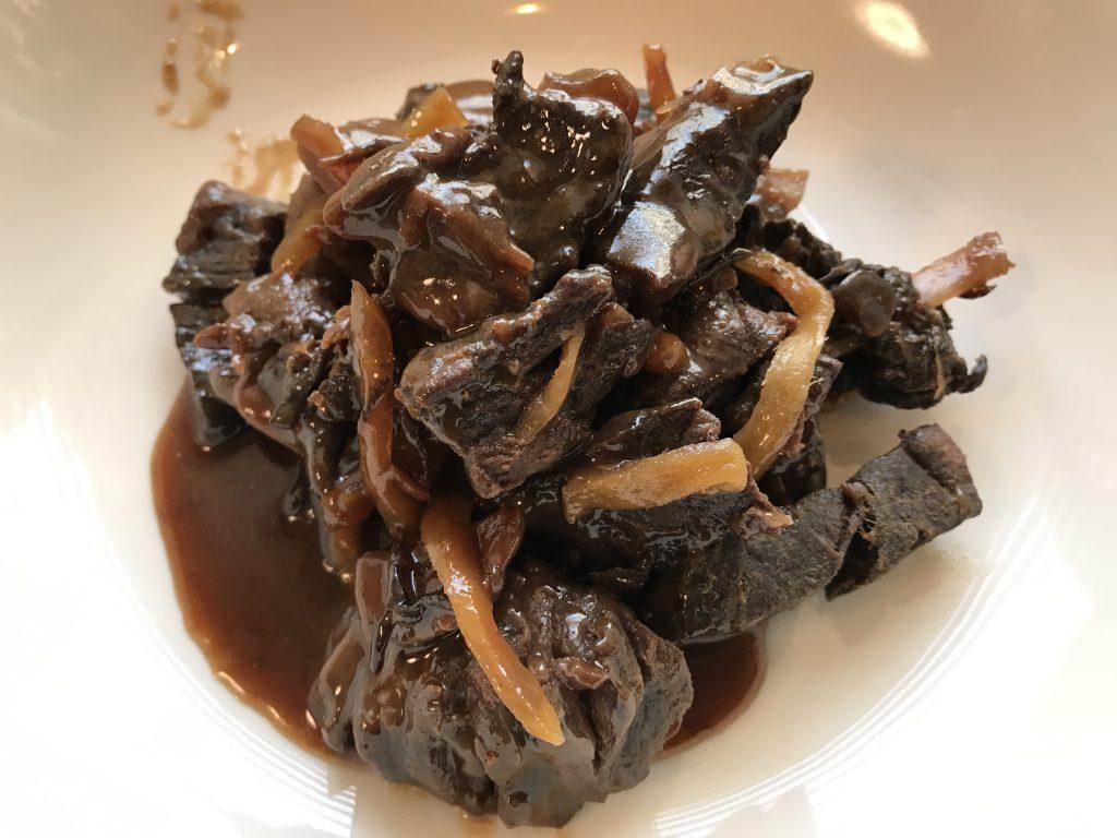ナニワヤのお惣菜「まぐろの煮付け」〜麻布十番お昼ご飯事情
